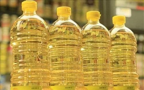dầu thực vật chất lượng 12